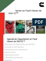 INSITE Fault Viewer Training Español
