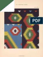 Dimitrie Comsa - Din ornametica romana - Album artistic reprezentand 284 broderii si tesaturi dupa originalele taranesti partea IV.pdf
