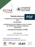 3º Circular II Congreso AAS