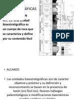 Bioestratigrafia IV
