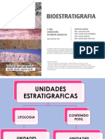 Bioestratigrafia i