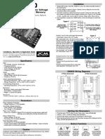 ICM 450 Wiring Diagram