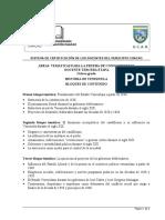 Sistema de Certificación de Los Docentes Del Municipio Chacao Temario_historia_venezuela_8vo. Pocaterra Como Fuente de Estudio.