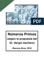 Números Primos Según La Propuesta Del Dr
