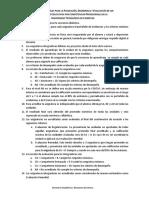 Criterios Evaluación UTCAM 2015