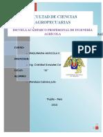 """ANALISIS DE PRODUCCION Y PARAMETROS DEL BULLDOZER"""""""