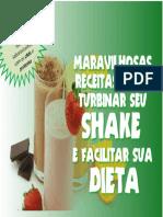 Receitas Exclusivas Shake