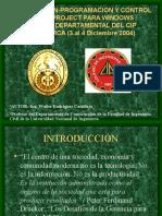 Planificacion Eficaz en Obras Viales Cajamarca