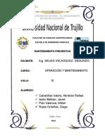 Examen UNIDAD DISEÑO RURal 3ra unidad