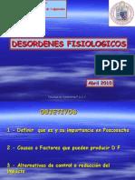 05. Clase Desordenes Fisiologicos Hortalizas 2010