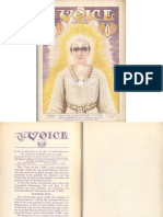 The Voice of the I AM -08 - 1936 October