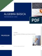 1.Expresiones algebraicas