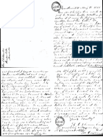 Letters and Transcriptions