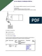 Painel MID 171 Conector LX Desconectado
