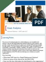 2608 Asset Analytics