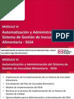70601_Modulo VI Automatización y Admon SGIA