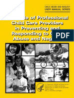 A Role of Proffessional Child Care