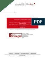 Resiliencia Famiiar. Un Enfoque de Investigación e Intervención Con Familias Multiproblematicas