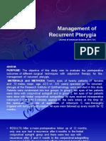 Journal Pterygium