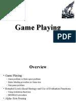 07 Game Playing