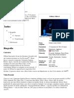 Gillian Gilbert – Wikipédia, A Enciclopédia Livre