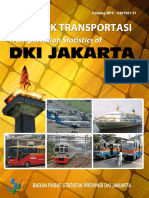 Statistik Transportasi DKI Jakarta 2015