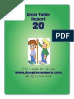 Growtaller Report 20