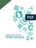 Manual de Uso de Redes Sociales