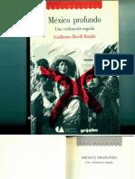 AZTECAS - Mexico Profundo Unacivilizacion Negada Guillermo Bonfil Batalla