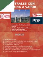 centrales con turbina