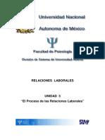 Sindicalismo en Mexico y Relaciones Laborales