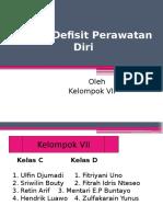Presentasi Askep DPD Jiwa