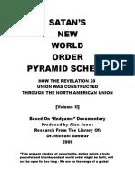 Satans New World Order Agenda Revelation 20 Volume II