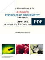Lehninger LCA Ch03