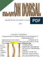 Clase Columna Vertebral Doc. Casas