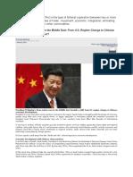 Pak-China Free Trade Agreement