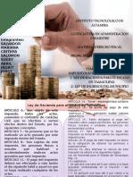 6. Impuestos Estatales y Municipales