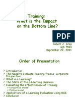 training ROI.ppt