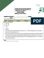 Examen Calculo Integral Bloque 1 15-16