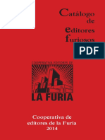 Catalogo Editoriales CEF 2014