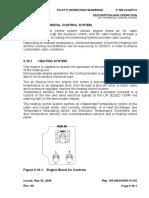 P180 Avanti-Environmental Control System