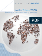 Amadeus Traveller Tribes 2030 Airline It
