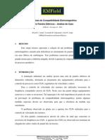 Problemas de Compatibilidade Eletromagnética Entre Painéis Elétricos – Análise de Caso