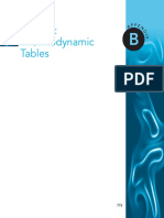 Thermodynamics 8th Tables
