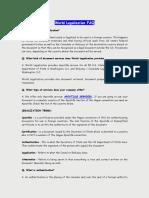 World Legalization FAQ - Document Authentication, UAE, Algeria, Afghanistan, Zambia, Oman, Egypt