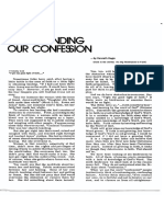 Kenneth E Hagin - Leaflet - Understanding Confession