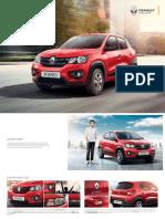 Renault KWID Brochure