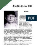 Kyai Haji Ibrahim