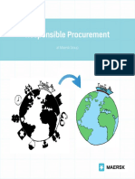 Responsible Procurement