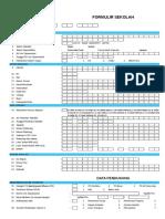 Formulir Dapo Paud 2015